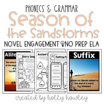 Season of the Sandstorms NO PREP (ELA)