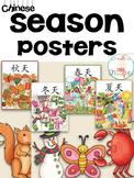 Season posters - Chinese