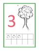 Seasonal 10 Frame Posters--preschool & kindergarten