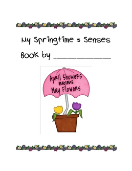 Seasonal 5 Senses books