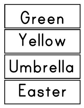 Seasonal ABC Order Centers Pack