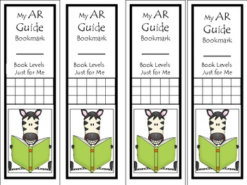 Seasonal AR Guide and Incentive Bookmarks