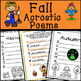 Seasonal Acrostic Poems Bundle - Seasonal Writing Activity