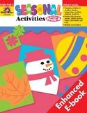 Seasonal Activities, Grades Pre-K-K