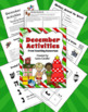 Holiday and Seasonal Activities Bundle (Lessons, Activities, and Fun Printables)