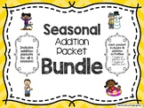 Seasonal Addition Packet Bundle - Addition to Five and Ten