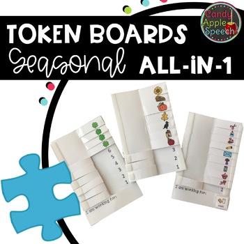 Seasonal All In One Token Board