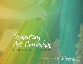 Seasonal Art Lessons - By an Artist for Your Little Artist