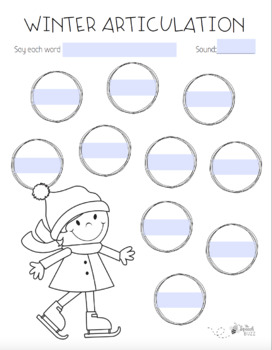 Seasonal Articulation Bundle - Editable