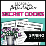 Seasonal Articulation Secret Codes (NO-PREP) - SPRING / SUMMER Edition