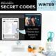 Seasonal Articulation Secret Codes (NO-PREP) - WINTER Edition