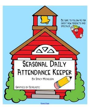 Seasonal Attendance Keeper for Smart Boards
