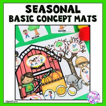 Seasonal Basic Concepts Smash Mats