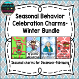 Seasonal Behavior Brag Tags- Winter Bundle