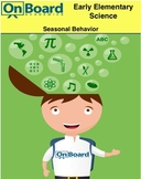Seasonal Behavior-Interactive Lesson