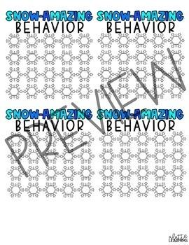 Seasonal Behavior Trackers