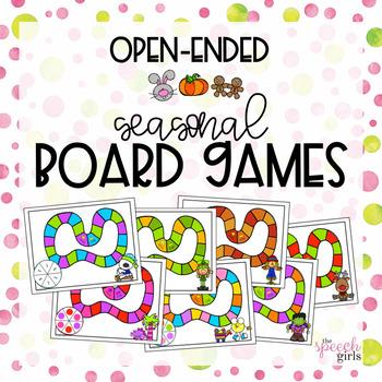 Seasonal Board Games