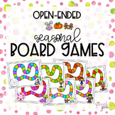 Seasonal Open-Ended Board Games