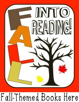 Seasonal  Book Display Signs