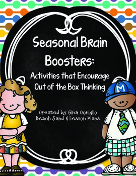 Seasonal Brain Booster: Activities that Encourage Out of t