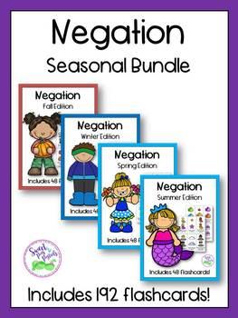 Negation: Seasonal Bundle