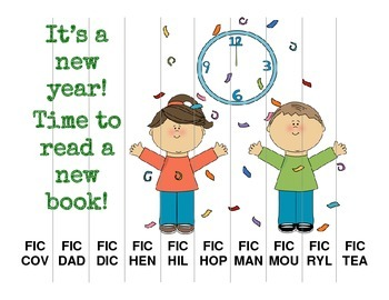Seasonal Call Number Puzzles for Library Centers Pack 2