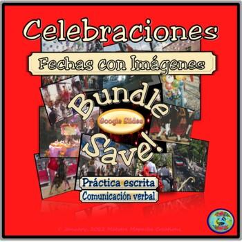 Seasonal Celebrations and Events Sets 1-3 Bundle