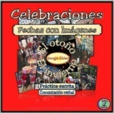 Calendar Practice Set 2 - Celebrations and Events