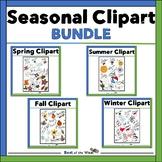 Seasonal Clipart Bundle