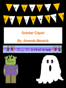 Seasonal Clipart October