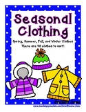 Seasonal Clothing Sort