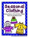Seasonal Clothing Sort