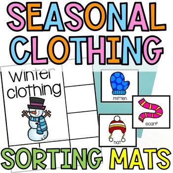 Seasonal Clothing Sorting Mats