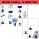Seasonal Coding Unplugged Bundle | Great for the Hour of Code™