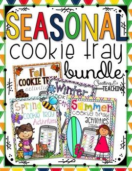Seasonal Cookie Tray Bundle