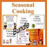 Seasonal Cooking Activities and Ideas Bundle