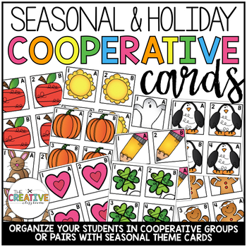 Cooperative Learning Seasonal Cards
