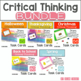 Logic Activities for Speech Therapy | Critical Thinking BUNDLE