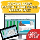 Seasonal Digital Mystery Picture BUNDLE for Addition to 20