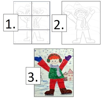 Seasonal Displays and Writing Prompts Packet