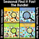 Seasonal Find it Fast Game Bundle (only the seasons)