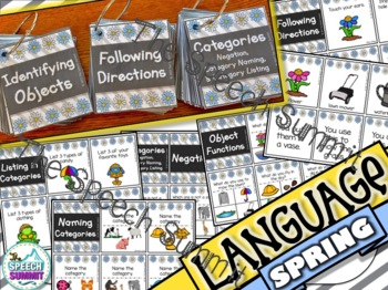 Seasonal Fun Decks {BUNDLED}: Language Concepts