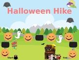 Seasonal Game Boards - Halloween Unit