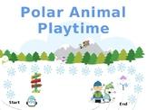 Seasonal Game Boards - Polar Animals Unit