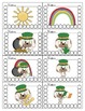Seasonal Holiday Behavior Punch Cards