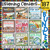 Seasonal and Holiday Listening Centers Bundle with SafeSha