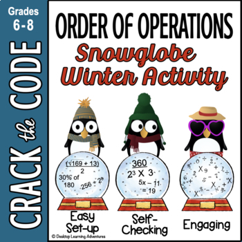 Seasonal & Holiday: Math Practice Crack the Codes Bundle