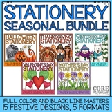 Seasonal & Holiday Stationery Bundle