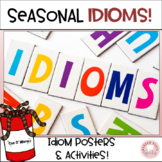 Idioms with Pictures by Season