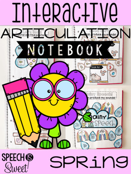 Seasonal Interactive Articulation Notebooks Bundle